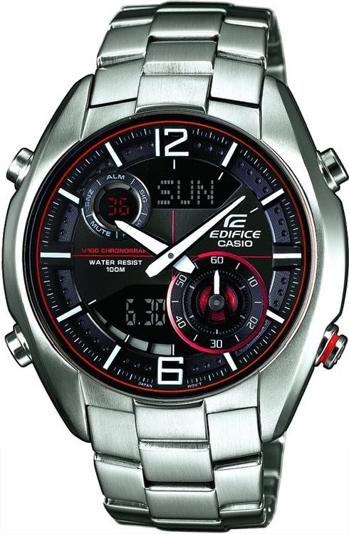 Zegarek Casio EDIFICE ERA-100D-1A4VUEF - duże 1