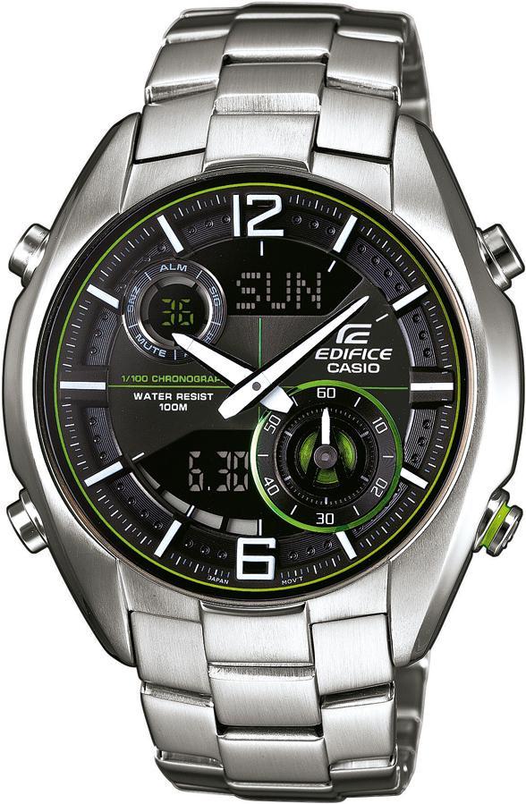 Zegarek Casio EDIFICE ERA-100D-1A9VUEF - duże 1