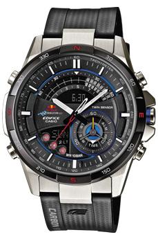 Zegarek męski Casio EDIFICE edifice ERA-200RBP-1AER - duże 1