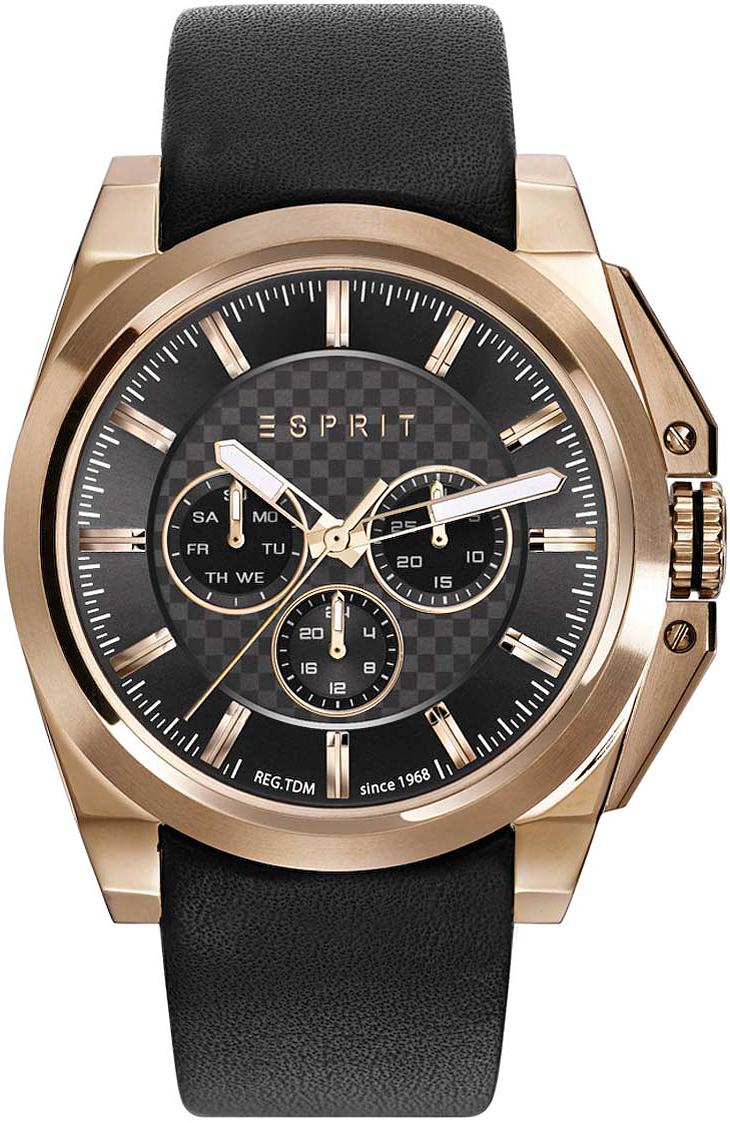 ES108711002 - zegarek męski - duże 3