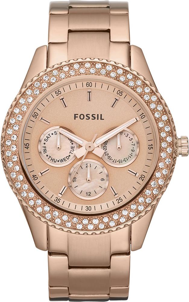 ES3003-POWYSTAWOWY - zegarek damski - duże 3