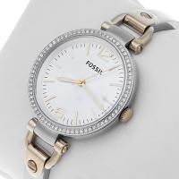 Zegarek damski Fossil ladies dress ES3250 - duże 2