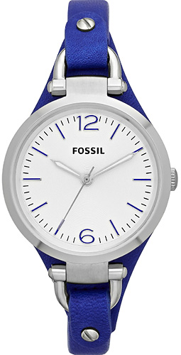 Zegarek damski Fossil ladies dress ES3318 - duże 1