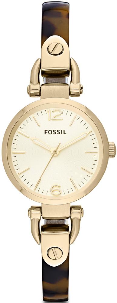 Zegarek damski Fossil georgia ES3336 - duże 1