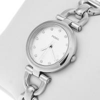 Zegarek damski Fossil ladies dress ES3348 - duże 2