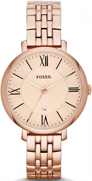 Zegarek damski Fossil jacqueline ES3435 - duże 1