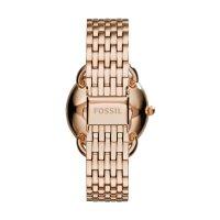 Zegarek damski Fossil tailor ES3713 - duże 3