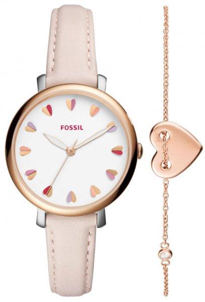 Zegarek damski Fossil Jacqueline ES4351SET - zdjęcie 1