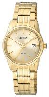 Zegarek damski Citizen elegance EU6002-51P - duże 1