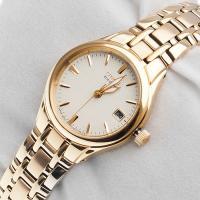 Zegarek damski Citizen elegance EW1262-55P - duże 2