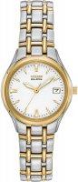 Zegarek damski Citizen elegance EW1264-50A - duże 1