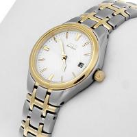 Zegarek damski Citizen elegance EW1264-50A - duże 2