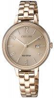 Zegarek damski Citizen elegance EW2443-80X - duże 1