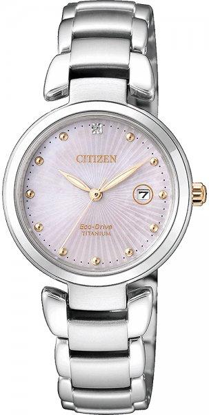 Zegarek Citizen EW2506-81Y - duże 1