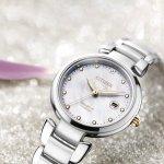 Zegarek damski Citizen titanium EW2506-81Y - duże 6