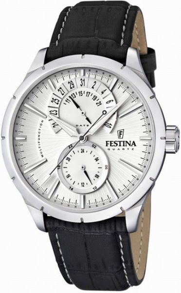 Zegarek męski Festina trend F16573-1 - duże 1