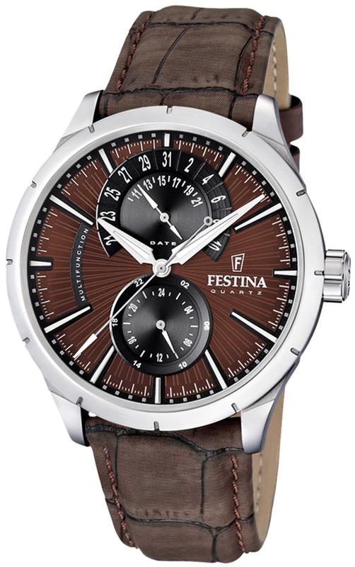 Zegarek Festina F16573-6 - duże 1