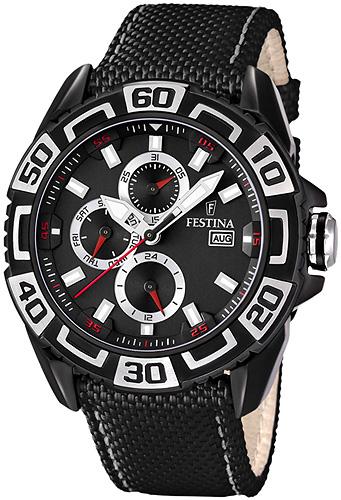 F16584-9 - zegarek męski - duże 3