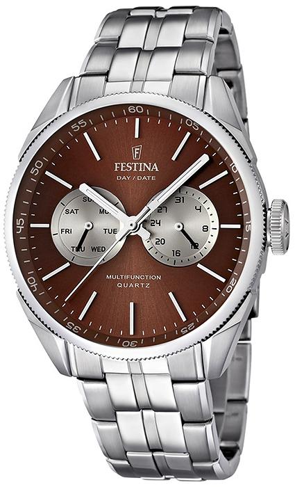 Zegarek męski Festina Trend F16630-6-POWYSTAWOWY - zdjęcie 1