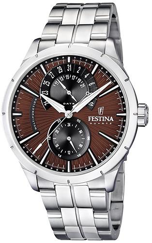 Zegarek męski Festina Retro F16632-6 - zdjęcie 1