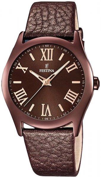 Zegarek Festina F16649-7 - duże 1