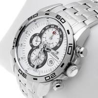 Zegarek męski Festina chronograf F16654-1 - duże 2