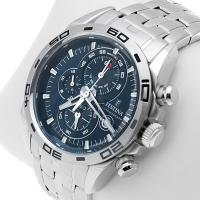 Zegarek męski Festina chronograf F16654-2 - duże 2