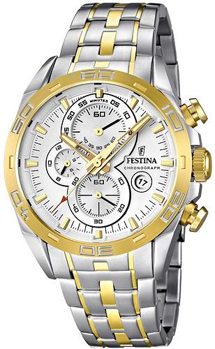 Zegarek męski Festina trend F16655-1 - duże 1