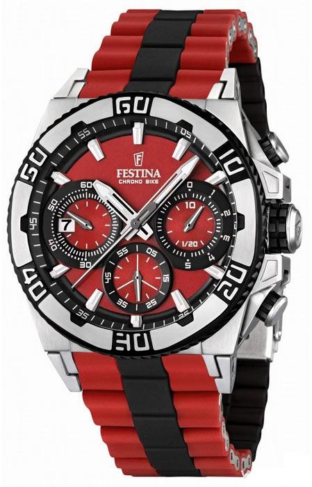 Zegarek męski Festina tour de france F16659-8 - duże 1