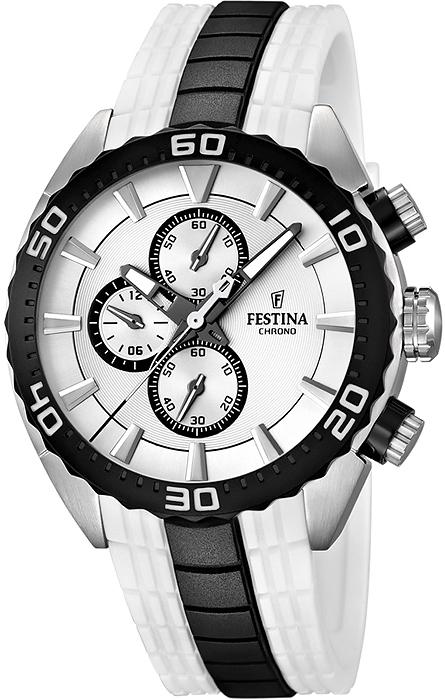 F16664-1 - zegarek męski - duże 3