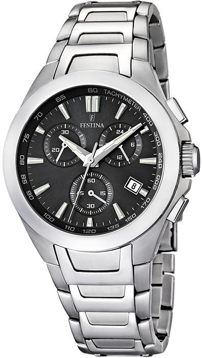 F16678-3 - zegarek męski - duże 3