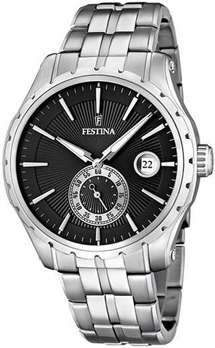 F16679-4 - zegarek męski - duże 3