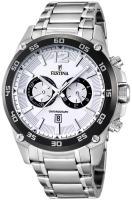 Zegarek męski Festina chronograf F16680-1 - duże 1