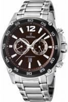 Zegarek męski Festina chronograf F16680-3 - duże 1