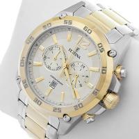 Zegarek męski Festina chronograf F16681-1 - duże 2
