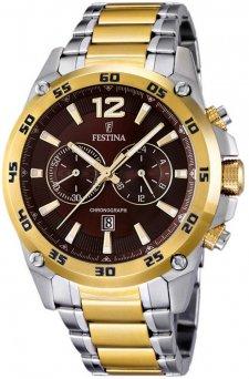 zegarek męski Festina F16681-3-POWYSTAWOWY