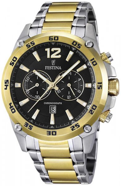 Zegarek Festina F16681-4 - duże 1