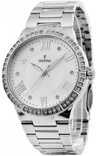 Zegarek damski Festina classic F16719-1 - duże 1