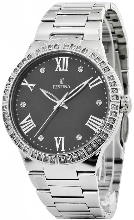 F16719-2 - zegarek damski - duże 3