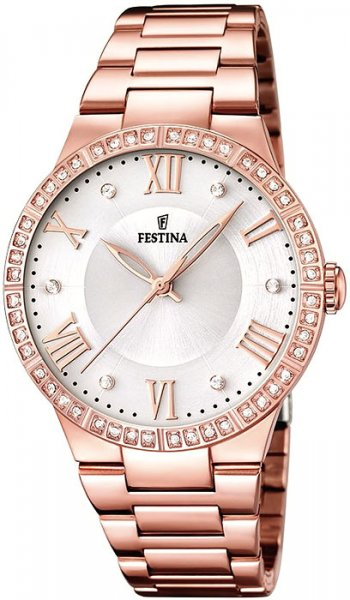 Zegarek damski Festina trend F16721-1 - duże 3