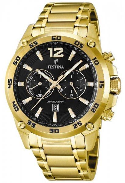 F16806-3 - zegarek męski - duże 3