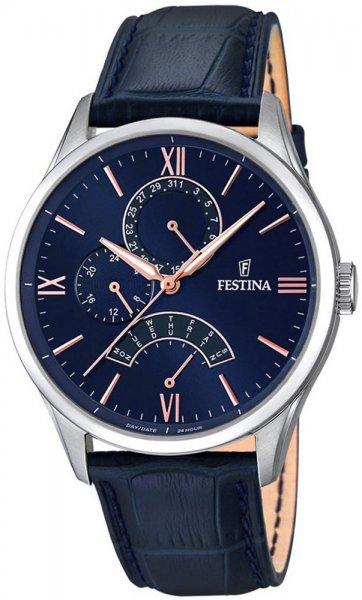 F16823-3 - zegarek męski - duże 3