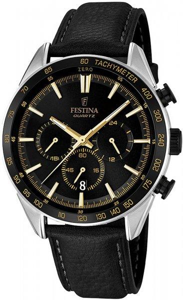 Zegarek Festina F16844-4 - duże 1