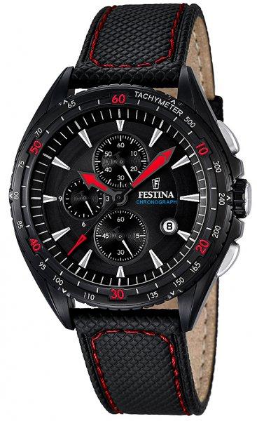 F16847-4 - zegarek męski - duże 3
