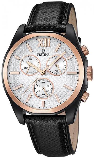 F16861-1 - zegarek męski - duże 3
