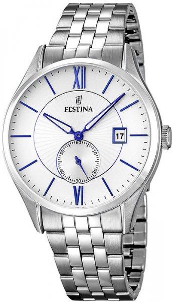 F16871-1 - zegarek męski - duże 3