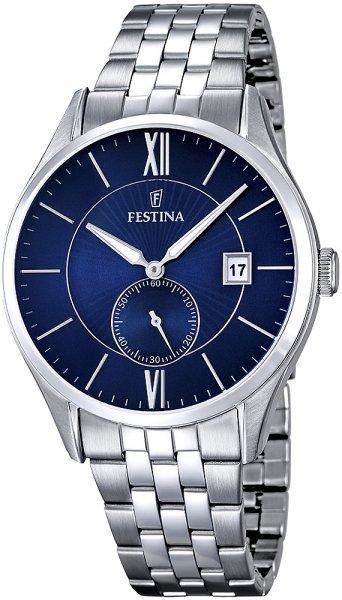 F16871-3 - zegarek męski - duże 3