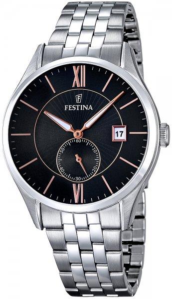 F16871-4 - zegarek męski - duże 3