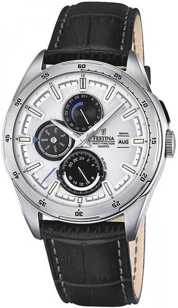 F16877-1 - zegarek męski - duże 3