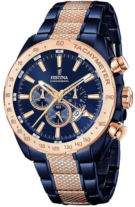 Festina F16886-1 Chronograf Sport Chronograph